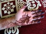 Arabic Henna Designs 1