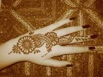 Arabic Henna Designs 3
