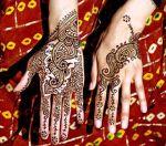 Arabic Henna Designs 6