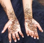 News Arabic Mehndi Designs